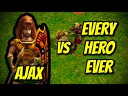 AJAX vs EVERY HERO EVER - Age of Mythology