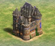 Burgundians Castle