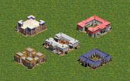 Aoe barracks
