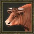 Aoe3 beta cow portrait