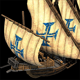 Caravel (Age of Empires II)