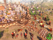 Aoe3 indian colony