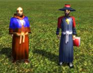 Aoe3 Priest models