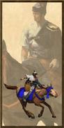 Yabusame history portrait