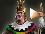 Inca War Chief