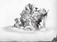Fountain of Youth concept art