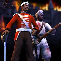 Act III: India