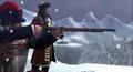 Boneguard Musketeer and Warwick on final cutscene of Act II- Ice