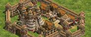 東南亞 軍事建築 城堡後