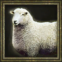 Aoe3 beta sheep icon portrait