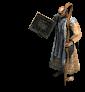 Armor class: Monk