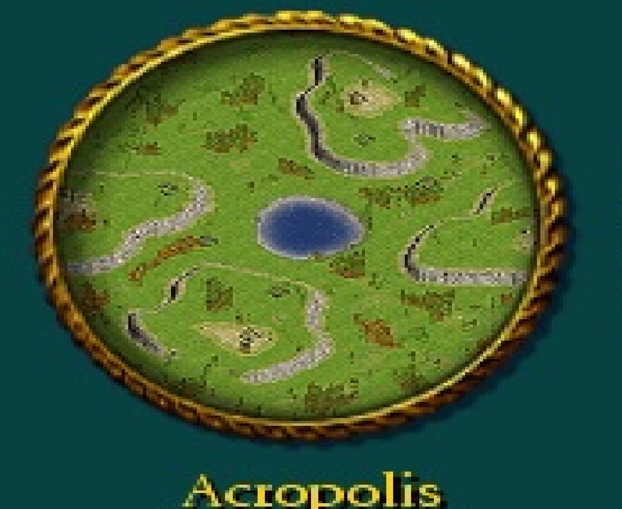 Acropolis (map)