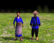 Chinese japanese villagers aoe3