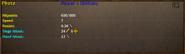 Pirate (Treasure Guardian) stats