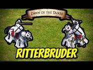 RITTERBRUDER - Mounted Teutonic Knight - AoE II- Definitive Edition