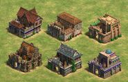 New barracks de castle