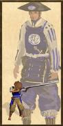 Ashigaru Musketeer history portrait
