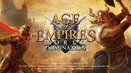 AoE World Domination Gameplay Trailer