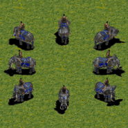 Armored Elephants