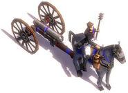 Horse Artillery Limber