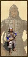 Iron Troop history portrait