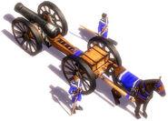 Heavy Cannon Limber
