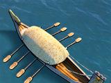 Tlaloc Canoe