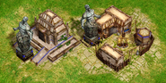 Statues Kronos