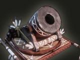 Captured Mortar