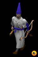Janissary-archer