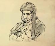 Saladin's Narrator