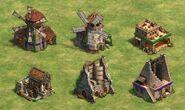 New mills de castle