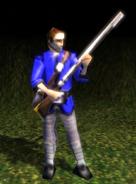 Veteran Skirmisher Model