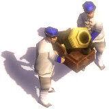 Hand Mortar Limber