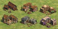 New siege workshops de
