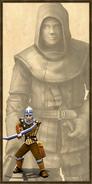 Crossbowman history portrait