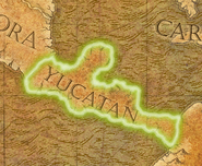 Yucatan map aoe3
