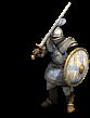 Armor class: Condottiero