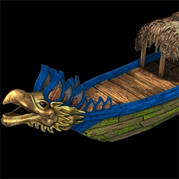 Dragon Ship (Age of Empires II)