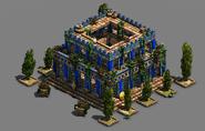 Babylonian DE Government Center Bronze Age