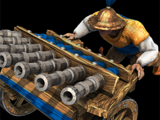 Cañón de Salvas (Age of Empires II)
