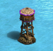 Sea Tower AOE2DE