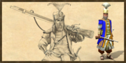 Janissary history portrait
