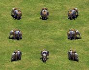 Ballista Elephant group