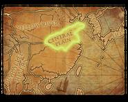 Central plains map