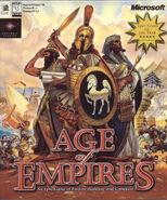 《世紀帝國》封面