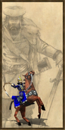 Oprichnik history portrait