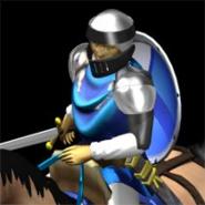 Light cavalry render