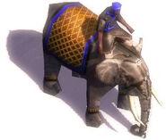 Flail Elephant