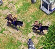 Donkeycarvanwithgold